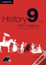 History Nsw Syllabus For The Australian Curriculum Year 9 Stage 5