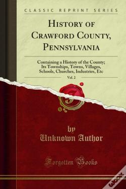 Wook.pt - History Of Crawford County, Pennsylvania
