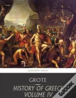 History Of Greece Volume 4: Greeks And Persians