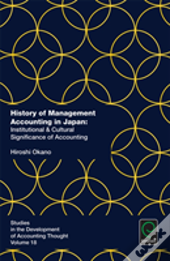 History Of Management Accounting In Japan