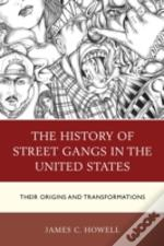History Of Street Gangs In Thecb