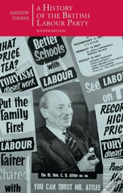 Wook.pt - History Of The British Labour Party