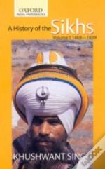 History Of The Sikhs1469-1839
