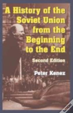 Wook.pt - History Of The Soviet Union From The Beginning To The End