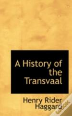 History Of The Transvaal