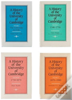 History Of The University Of Cambridge 4 Volume Set