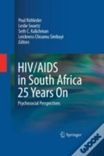 Hiv Aids In South Africa 25 Years On : P
