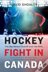 Hockey Fight In Canada