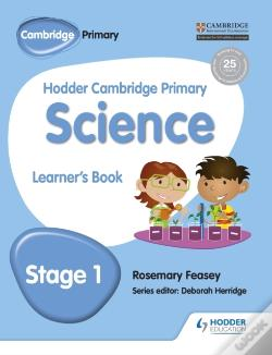 Wook.pt - Hodder Cambridge Primary Science Learner'S Book 1