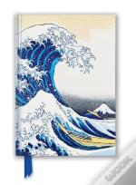 Hokusai The Great Wave Journal