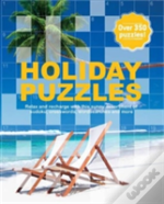 Holiday Puzzle Book