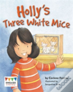 Hollys Three White Mice Pack Of 6