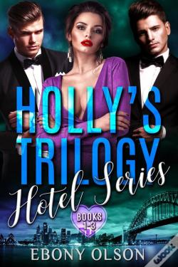 Wook.pt - Holly'S Trilogy: Books 1-3
