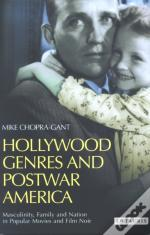 Hollywood Genres And Postwar America