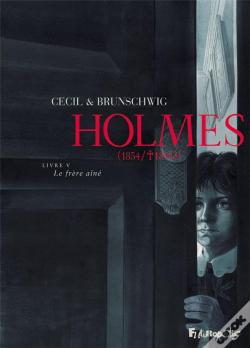 Wook.pt - Holmes (Tome 5) - (1854/  1891 ?)