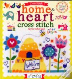 Wook.pt - Home & Heart Cross Stitch