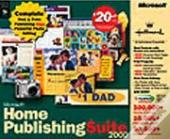 Home Publishing Suite 2000