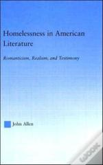 Homelessness In American Literature