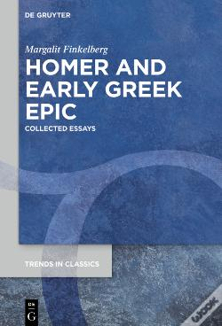 Wook.pt - Homer And Early Greek Epic