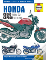 Honda Cb500 Service And Repair Manual