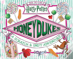Wook.pt - Honeydukes: A Scratch And Sniff Adventure