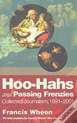 Hoo-Hahs And Passing Frenzies