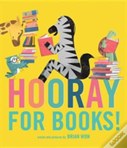 Wook.pt - Hooray For Books
