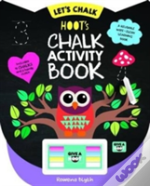 Hoots Chalk Activity Book