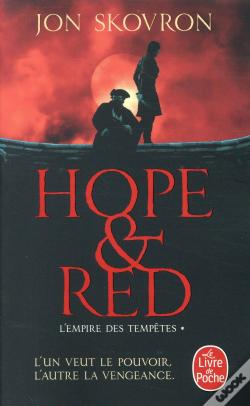 Wook.pt - Hope And Red (L'Empire Des Tempetes, Tome 1)