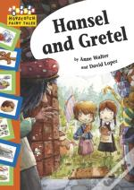 Hopscotch Fairy Tales: Hansel And Gretel