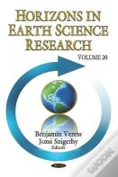 Horizons In Earth Science Research. Volume 20