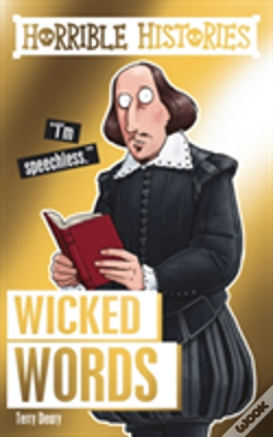 Wook.pt - Horrible Histories Special: Wicked Words