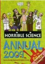 HORRIBLE SCIENCE ANNUAL, 2009