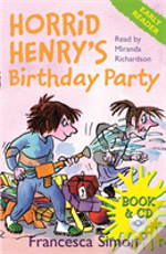 Horrid Henry'S Birthday Partyearly Reader