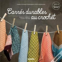 Wook.pt - Hors Collection Art Du Fil Carres Durables Au Crochet
