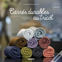 Wook.pt - Hors Collection Art Du Fil Carres Durables Au Tricot