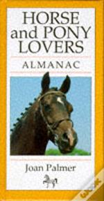 Horse And Pony Lovers Almanac