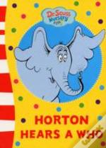 'Horton Hears A Who' Board Book