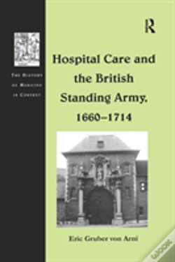 Wook.pt - Hospital Care And The British Stand