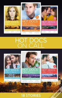 Wook.pt - Hot Docs On Call Collection (Mills & Boon E-Book Collections)