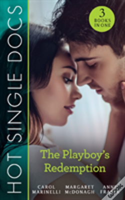 Wook.pt - Hot Single Docs: The Playboy'S Redemption