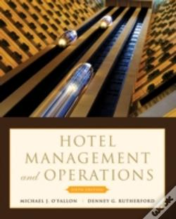 Wook.pt - Hotel Management & Operations 5th Editio