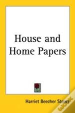 House And Home Papers