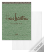 House Industries Tracing Paper