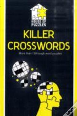 Wook.pt - House Of Puzzles: Killer Crosswords