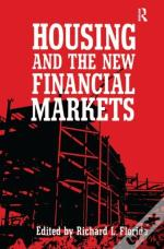 Housing And The New Financial Mark