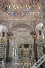 How And Why Books Matter
