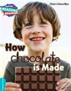 Wook.pt - How Chocolate Is Made Turquoise Band