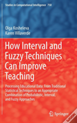Wook.pt - How Interval And Fuzzy Techniques Can Improve Teaching