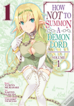 Wook.pt - How Not To Summon A Demon Lord Vol 1